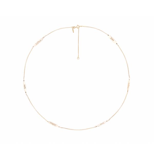 LOVE-LIFE-14—KARAT-YELLOW-GOLD-CHAIN-WITH-3-DIAMONDS-3
