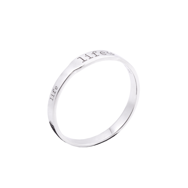 LIFE-14—KARAT-WHITE-GOLD-RING-WITH-DIAMOND