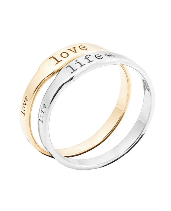 BLAIR LOVE 14 – KARAT YELLOW GOLD RING2