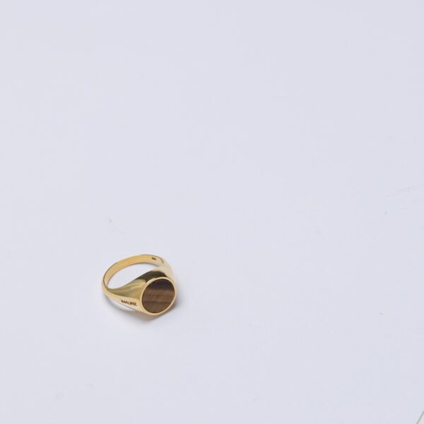 JUNE TIGER EYE RING(02)