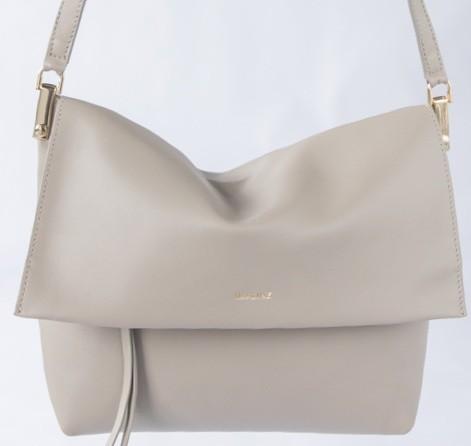 Josephine Bag in Grey/Beige