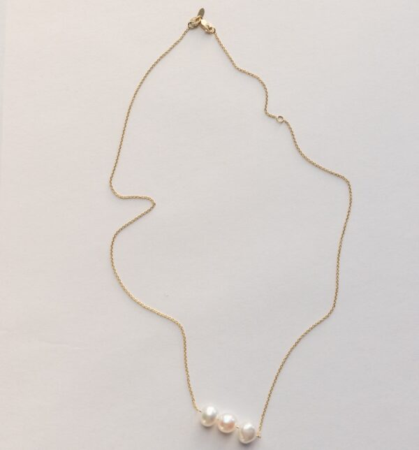 FLORENCE PEARL NECKLACE(1)
